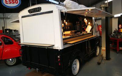 Citroën HY : de la bétaillère au foodtruck !